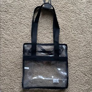 Clear bag Brand New
